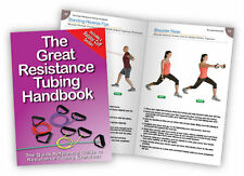Stretch Tubing Handbook - Book - Chart - Guide - Resistance - Exercise - Band