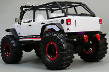 Axial SCX10 Jeep Honcho RC Truck REAR METAL BUMPER