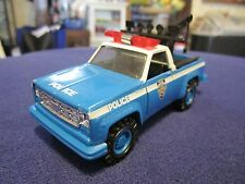 NYPD NYC New York Police Chevy Silverado Tow Truck Wrecker 1:43 O Scale K-Line