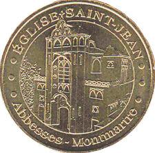 75018 ÉGLISE ST-JEAN MONTMARTRE MÉDAILLE MONNAIE DE PARIS 2013 JETON MEDALS COIN