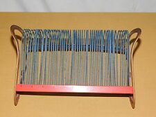 VINTAGE MUSIC 1940S  METAL PHONOGRAPH RECORD HOLDER