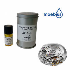 Moebius 9415 Synthetic Grease 2ml - Made in Switzerland