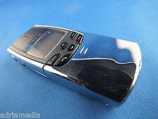 Original Nokia 8810 Edelstahl Silber NEU Chrome Made in Finland Kult handy NEW