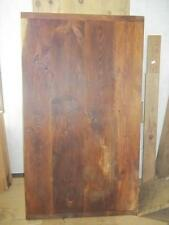 """AMISH BUILT RECLAIMED BARN WOOD TABLE TOP - DOUGLAS FIR - 1.5"""" THICK- UNFINISHED"""