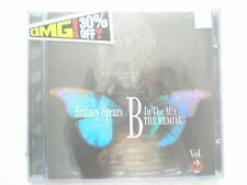 Britney Spears B In The Mix Remixes Vol 2 CD 2011  RARE INDIA HOLOGRAM NEW