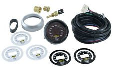 AEM Water/Oil/Trans Temperature Gauge 100-300F Civic Integra EG DC EK 30-4402