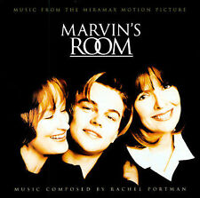 Marvin's Room by Rachel Portman (CD, Jan-1997, Hollywood) BRAND NEW SEALED