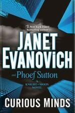 Knight and Moon: CURIOUS MINDS by Phoef Sutton & Janet Evanovich 2016 NEW FREE S