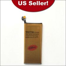 4200mAh High-Capacity Gold Replacement Battery for Samsung Galaxy S7 Edge NEW