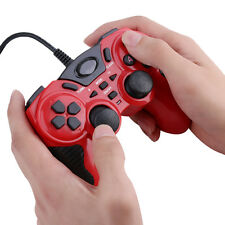 NEW  Wired USB Game Controller Gamepad Joystick Joypad for PC Computer