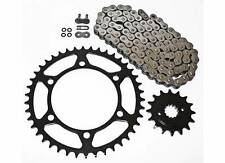 1996-2009 KAWASAKI EN500 VULCAN LTD O RING CHAIN AND SPROCKET 16/42 520-110