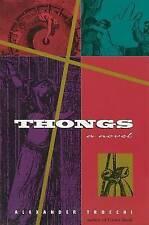 Thongs: A Novel by Trocchi