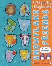 Snowflake Friends: A Magnetic Playbook