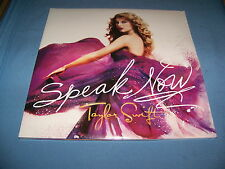 TAYLOR SWIFT SPEAK NOW  DOUBLE VINYL GATEFOLD LP SEALED $18.99