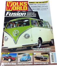 Volks World Magazine March 2011 - BEETLE BUG BUS KOMBI VW CAMPER