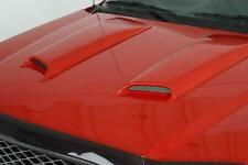 2005-2011 Ford Ranger FX4 Medium Hood Scoops Hoodscoops (2-pc Smooth Style)