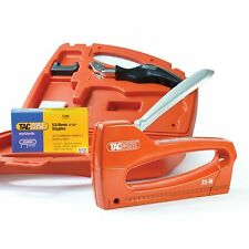 Tacwise 1219 Z2-M Hand Tacker 53 Staple Gun Kit  Upholstery Tool