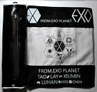 K Pop | The EXO Planet Pencil Case (Perfect School & Office Accessory & Gift)