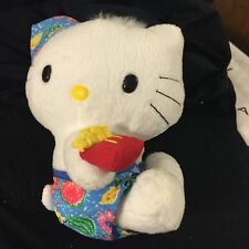 HELLO KITTY MCDONALDS DEAR DANIEL IN SWIM SUIT PLUSH STUFFED ANIMAL TOY DOLL