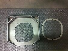Ford Ranger 8.8  differential bracket for link bars. Bagged air ride lifted 3 4.