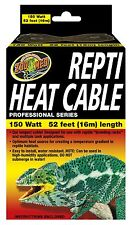Zoo Med Repti Heat Cable (52 ft., 150 Watt)