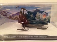 James Bond Parahawk - THE WORLD IS NOT ENOUGH - 1:43 Scale New