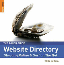 The Rough Guide to Website Directory: Shopping Online and Surfing the Net (Rough