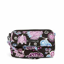 Vera Bradley All in One Crossbody Wristlet for iPhone 6+ in Alpine Floral