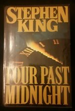 Four Past Midnight by Stephen King (1990, Hardcover)