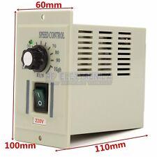 AC220V 50Hz Motor Speed Control Controller For DC 220V 500W Motor Adjustable