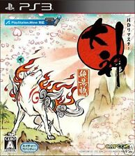 Used PS3  Okami Zekkei Ban HD  SONY PLAYSTATION 3 JAPAN JAPANESE IMPORT