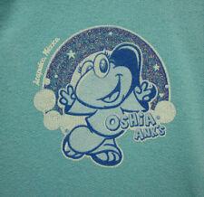 OSHIA ANK girls med Turtle sweatshirt Acapulco youth size 10 Mexico cartoon OG