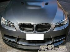 07-10 BMW E92 Pre-Facelift Glossy Black Front Grille Kit 320i 328i 335i Coupe