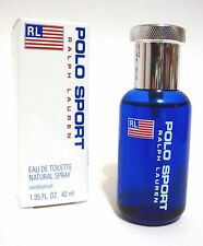 RALPH LAUREN POLO SPORT MEN PERFUME EDT 40 ML SPRAY 1.35 OZ NIB