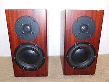 Vtg Totem Model 1 Bookshelf Speakers