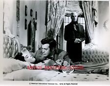 "Vincent Price Myrna Fahey The House Of Usher 8x10"" From Original Neg Photo #M237"