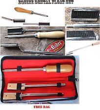 Horse Equine Teeth Dental Float Rasp Veterinary Tool Steel Equipment 98407