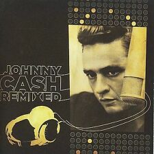 Johnny Cash Remixed by Johnny Cash (CD, Jan-2009, 2 Discs, Music World)
