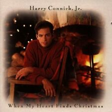Harry Connick, Jr. When My Heart Finds Christmas CD NEW Sleigh Ride+