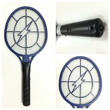 New Portable Electric Mosquito Swatter Bug Insect Fly Bug Killer Mosquito Zapper