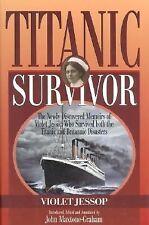 Titanic Survivor :  Violet Jessop Who Survived...(1998, Hardcover)