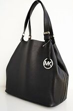 Michael Kors Tasche/Handtasche/Bag Colgate LG Grab Shoulder Hobo Black  NEU