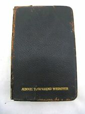 RARE VINTAGE Holy Bible - Oxford University Press (UK)