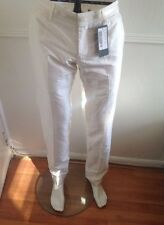 New Dolce&Gabbana men's stunning special occasion silk trousers size 32