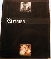 FAUTRIER/CATALOGUE EXPO MUSEE D ART MODERNE DE PARIS/1989/