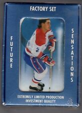 ULTIMATE HOCKEY 1991 PREMIER EDITION Cards SET NO. 009550  FACTORY SET & SEALED