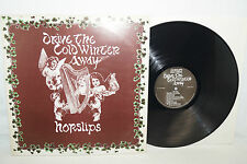 HORSLIPS Drive the cold winter away Ireland-1975 Horslips Record MOO 9 LP