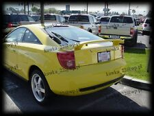 Toyota Celica T23 GTS Look Rear Boot Lip Spoiler ~PRIMED & PREPARED~