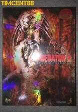 Ready! Hot Toys MMS154 Predators 2 - Shadow Predator Exclusive Figure 14 inch