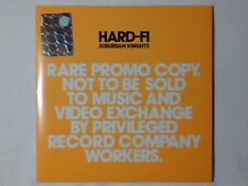 HARD-FI Suburban knights cd singolo PR0M0